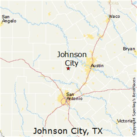 map of johnson county texas best places to live in johnson city texas