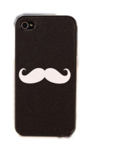 Mustache Casing Kumis Iphone 4 cover for iphone 4 4s mustache on luulla