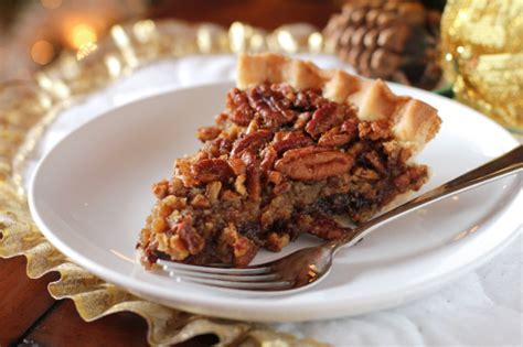 bourbon chocolate pecan pie recipe foodcom