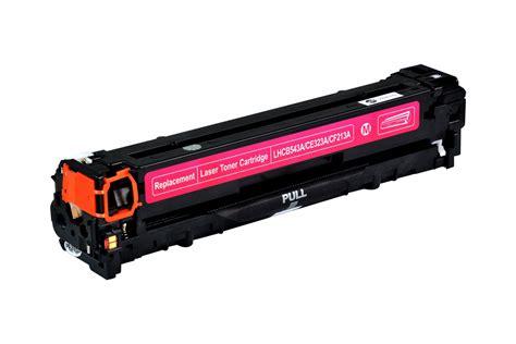 Toner Compatible Hp Cf213131a Magenta toner magenta pour hp cb543a magasin en ligne gonser