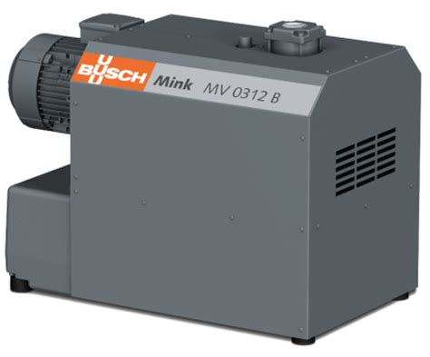 busch rotary claw vacuum busch vacuum pumps and systems process