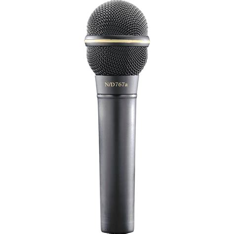 The Voice Microphone electro voice n d767a dynamic supercardioid vocal microphone music123