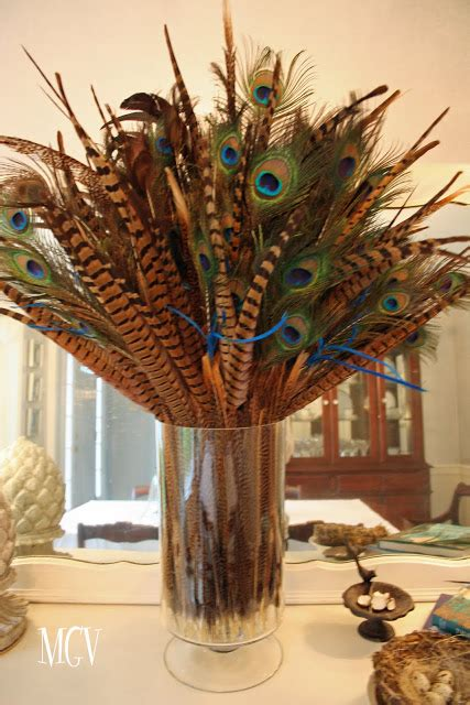 pheasant home decor meg made creations decorating with vases diy home decor