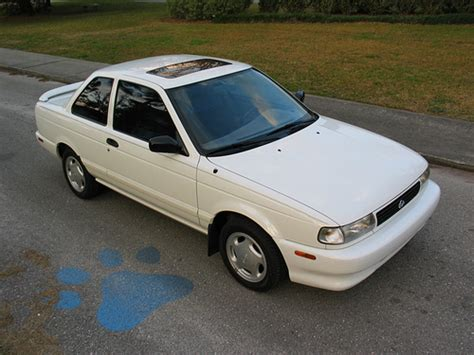 nissan sentra 1993 modified 1993 nissan sentra se r flickr photo sharing