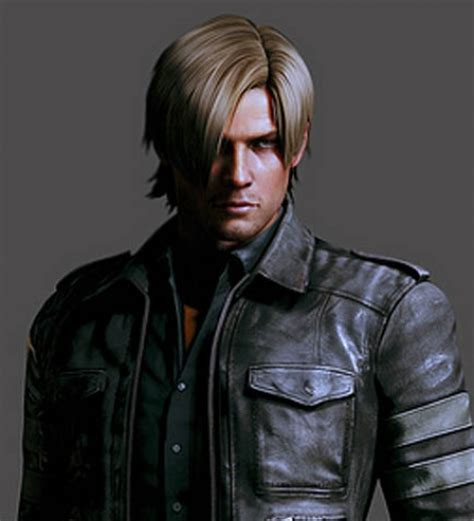 leons kennedy hairstyle for men leon kennedy hairstyle hairstylegalleries com