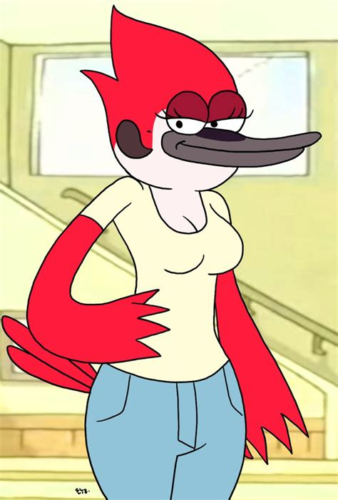 Regular Show Margaret By Theeyzmaster On Deviantart