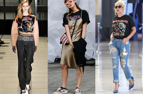 Hoodie Anak Metallica 5 tips padu padan t shirt band musik jadi stylish