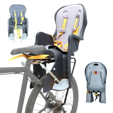 rear bike seat for baby bicycle child rear baby seat bike carrier australia