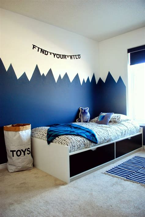 kids bedroom paint designs http www thebooandtheboy com 2015 03 the boys new room