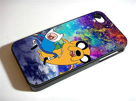 Bmo Jake Adventure Time Samsung Galaxy Note 2 Cover adventure time bmo jake and finn nebula custom iphone 4