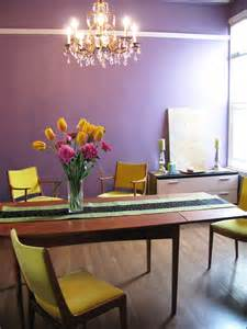 mid century modern dining room by kimball interior
