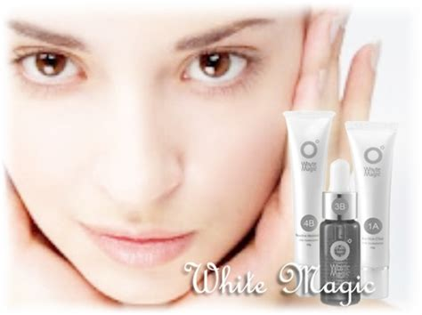 Pemutih Rj white magic whitening series