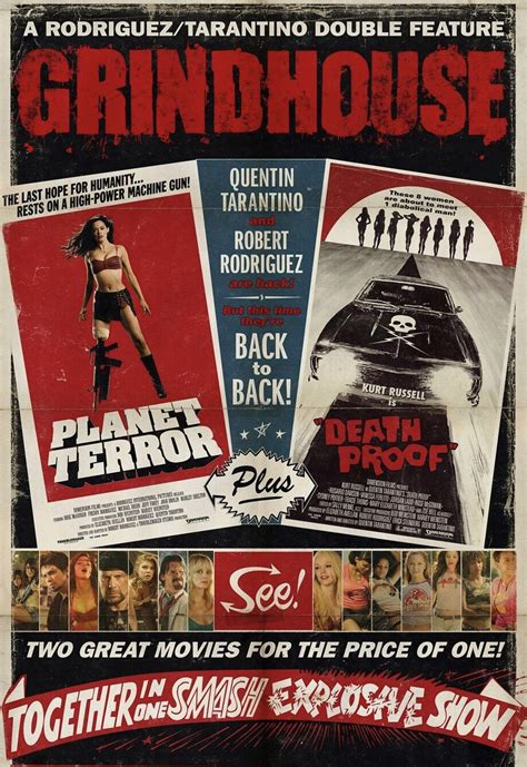 grind house planet terror death proof grindhouse rio theatre tickets