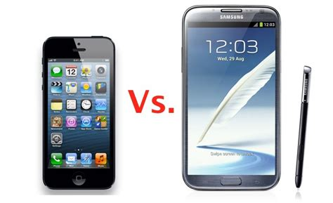 galaxy note 2 vs iphone 5 ppt bird i saw i learned