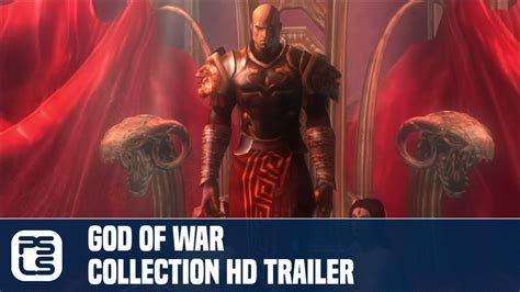 god of war the movie viyoutube god of war collection hd trailer youtube