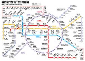 Japan Subway Map by Japan Railways Train And Subway Maps Nihone