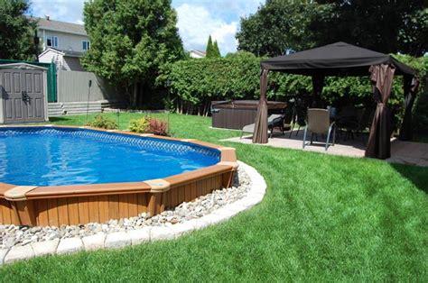 semi above ground pool designs joy studio design gallery semi inground pool kit joy studio design gallery best