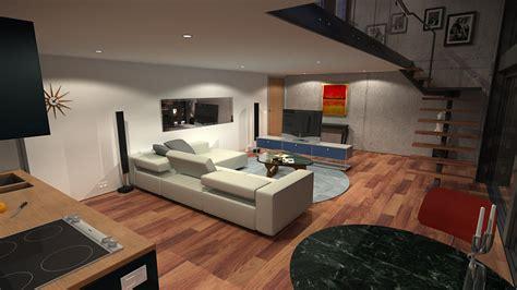 what is loft loft apartment 2 hd night by richert on deviantart