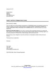60 day lease termination notice template best photos of lease termination notice notice of lease