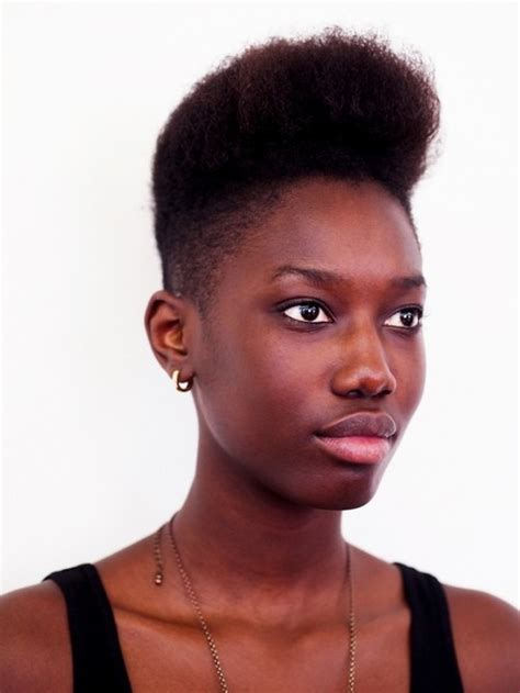 faded haircut for black women high top fade haircut for black women styles weekly