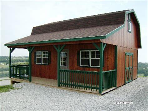 amish barn homes start