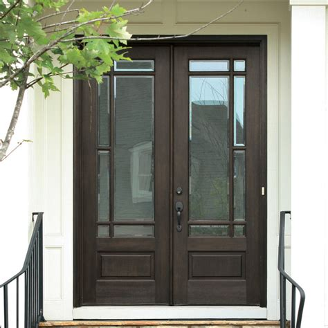 Doors 4 Home by Residential Luxury Door Collections Transitional Entry