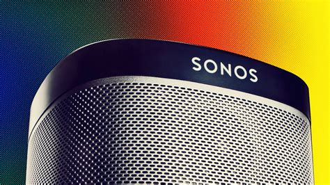Cool Looking Speakers by Does Sonos Fail Its Commercial Use Case