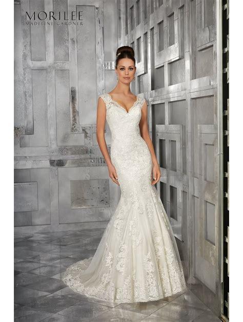 hochzeitskleid ivory mori lee 5562 monet soft fit and flare ivory wedding dress