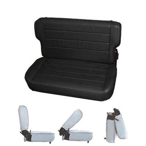 jeep seats fold 41315 fold tumble rear seat 55 95 jeep cj wrangler