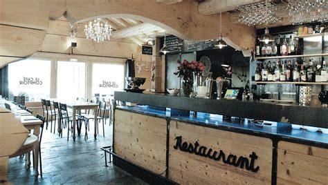 la cuisine du comptoir le caf 233 comptoir bistrot 74660 vallorcine michelin