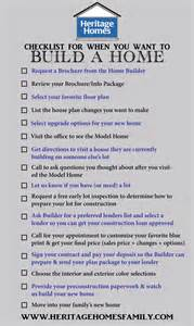 what do you need to build a house checklist of what to do when you want to build a home the