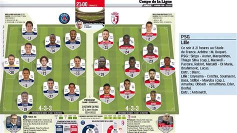 Calendrier Ligue 1 Lille Psg Calendrier Ligue 1 2017