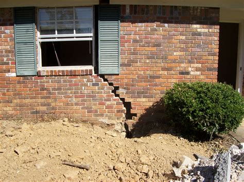 house foundation repair midwest basement tech foundation repair 101 midwest basement tech