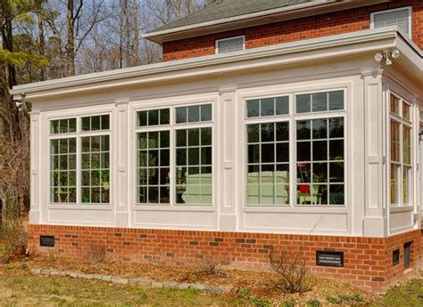 How Much To Add On A Sunroom Room Addition In Chesapeake Virginia Jimhicks