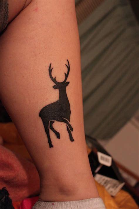 wild tattoos deer tattoo pics