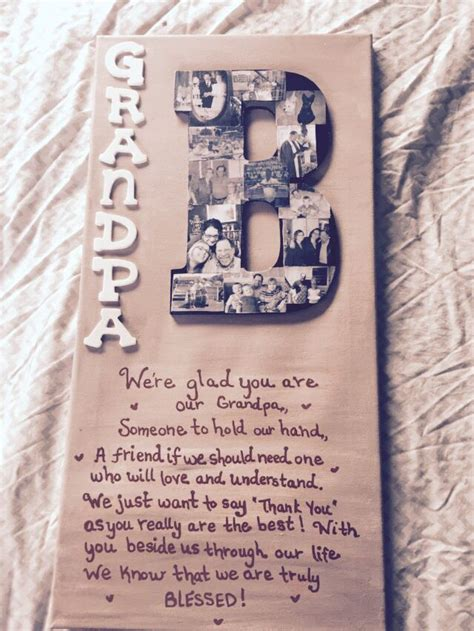 best 25 grandpa birthday gifts ideas on pinterest diy