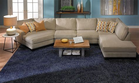 sectional sofa with cuddler made in la cuddler chaise sectional sofa haynes furniture virginia s furniture store
