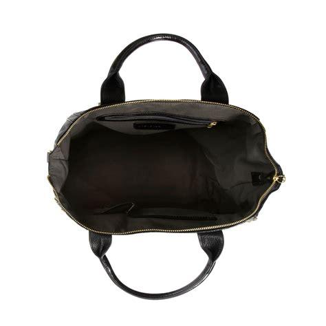 steve madden bgambit satchel bag in black lyst
