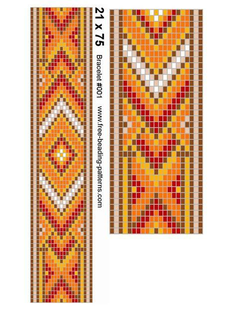 cool beading patterns cool beading loom patterns seed bead loom bracelet 001