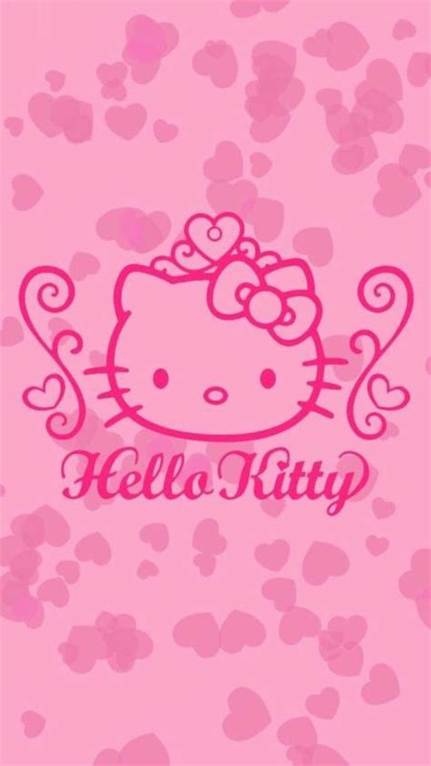 wallpaper hello kitty pink hitam 1000 images about wallpaper on pinterest my melody