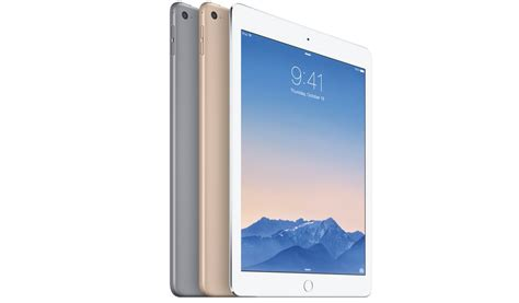 Tablet Apple Air ios 9 introduceert kleinere en automatische ios updates tablets magazine