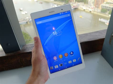 Sony Xperia Tablet S Di Indonesia harga sony xperia z3 tablet compact tablet tahan air dan debu smeaker