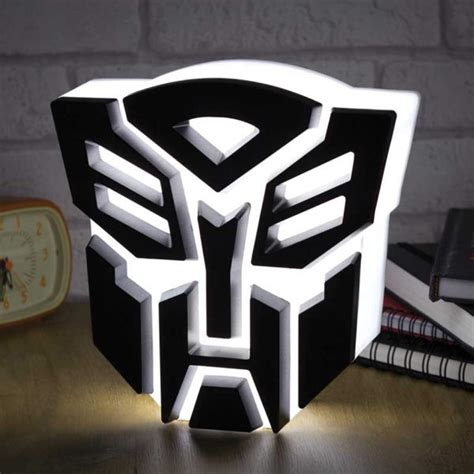 transformers autobot light iwoot