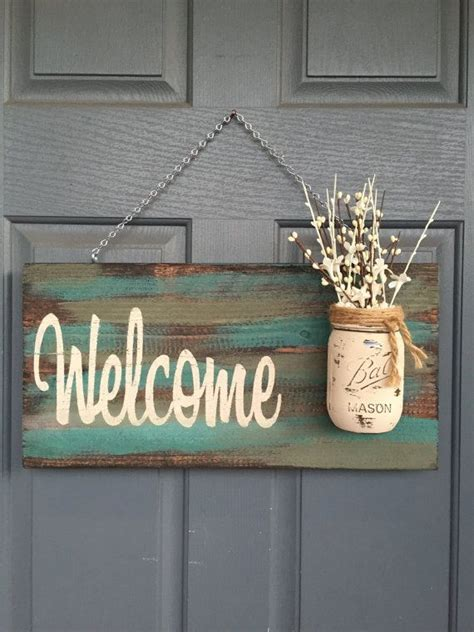 how to make home decor signs 25 best ideas about rustic outdoor decor on pinterest