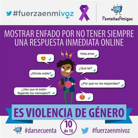 imagenes de como prevenir la violencia de genero blog pantallasamigas por un uso seguro y saludable de