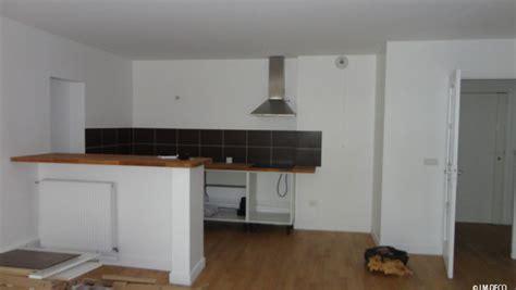 bar de s駱aration cuisine salon avant apr 232 s am 233 nager un espace cuisine salon bureau 14