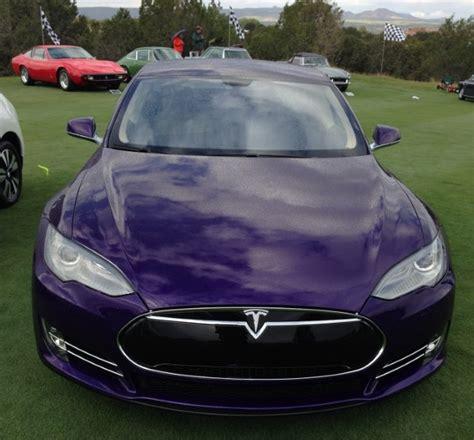 Tesla Violet Of Thrones George R R Martin His Purple Tesla