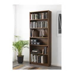Ash Bookcase Billy Bookcase Brown Ash Veneer 80x28x202 Cm Ikea