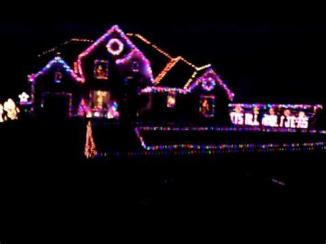 christmas light with radio station lights beats to live radio station daniel baughman