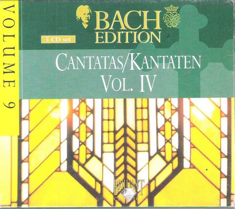 3 in 1 edition vol 1 includes vols 1 2 3 cantata bwv 116 details discography part 1 complete